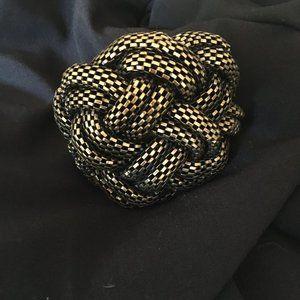 Cuff Bracelet -Rope design